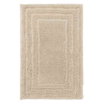 "Christy Aerofil® Race Track Bath Rug - 17x25"" in Canvas - Closeouts"
