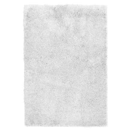 "Christy Drylon® Bath Rug - 17x25"" in Snow White - Closeouts"