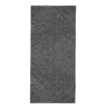 "Christy Drylon® Diamond Bath Rug - 25x60"" in Grey Shadow - Closeouts"