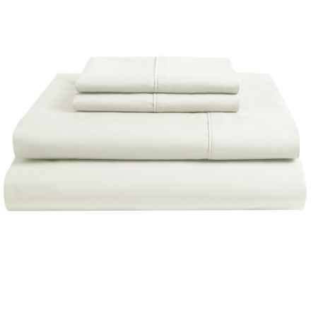 Christy Egyptian Cotton Sheet Set - Queen, 250 TC in Linen - Closeouts