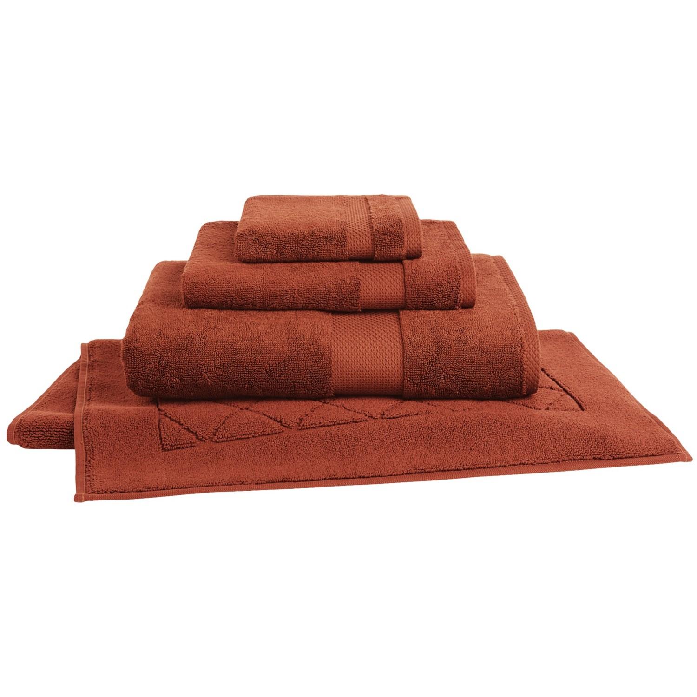 Christy Opulence Bath Towel Supima 174 Cotton In Rust