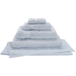 Christy Radiance Color Plus Bath Mat - 600gsm in Ice Blue