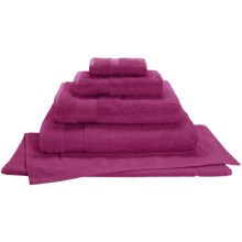 Christy Radiance Color Plus Bath Mat - 600gsm in Raspberry - Closeouts