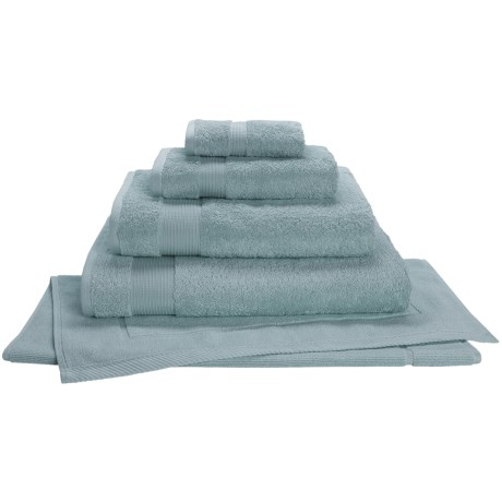 Christy Radiance Color Plus Bath Towel - 600gsm in Lagoon