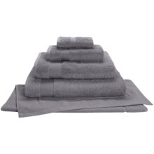 Christy Radiance Color Plus Bath Towel - 600gsm in Slate - Closeouts