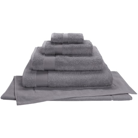 Christy Radiance Color Plus Bath Towel - 600gsm in Slate