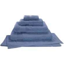 Christy Radiance Color Plus Hand Towel - 600gsm in Blue Shadow - Closeouts
