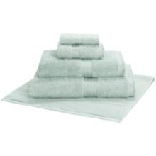 Christy Renaissance Bath Mat - Egyptian Cotton in Arctic Aqua - Closeouts