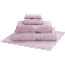 Christy Renaissance Bath Mat - Egyptian Cotton in Pale Orchid - Closeouts