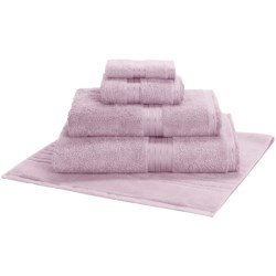 Christy Renaissance Bath Mat - Egyptian Cotton in Pale Orchid