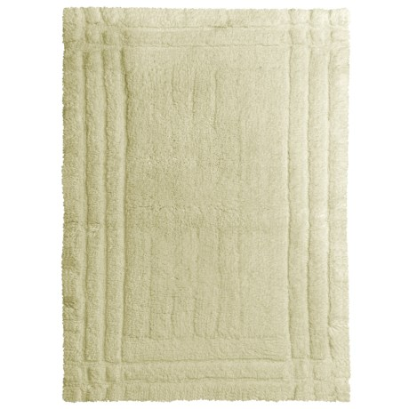 Christy Renaissance Bath Rug - Large in Lime