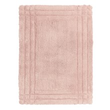 Christy Renaissance Bath Rug - Large in Pale Rose - Closeouts