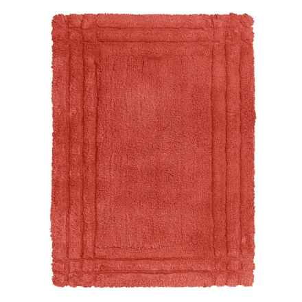 Christy Renaissance Bath Rug - Large in Spice - Closeouts