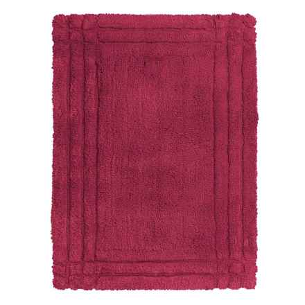 Christy Renaissance Bath Rug - Medium in Cherry - Closeouts
