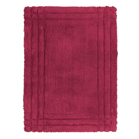 Christy Renaissance Bath Rug - Medium in Cherry