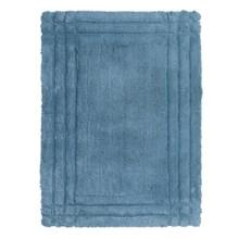Christy Renaissance Bath Rug - Medium in Pacific Blue - Closeouts