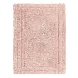 Christy Renaissance Bath Rug - Medium in Pale Rose