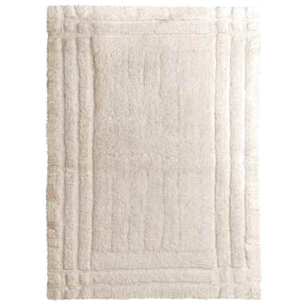 Christy Renaissance Bath Rug - Small in Almond - Closeouts