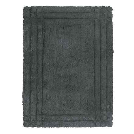 Christy Renaissance Bath Rug - Small in Ash Grey - Closeouts
