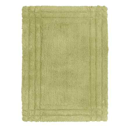 Christy Renaissance Bath Rug - Small in Fern - Closeouts