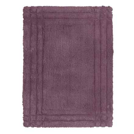 Christy Renaissance Bath Rug - Small in Fig - Closeouts