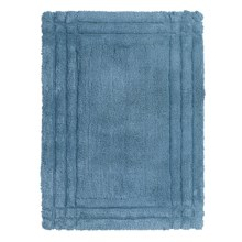 Christy Renaissance Bath Rug - Small in Pacific Blue - Closeouts