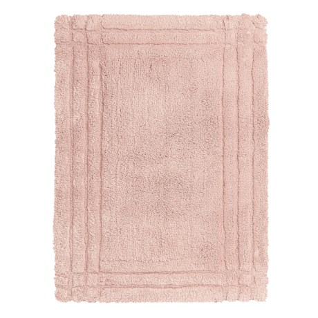 Christy Renaissance Bath Rug - Small in Pale Rose