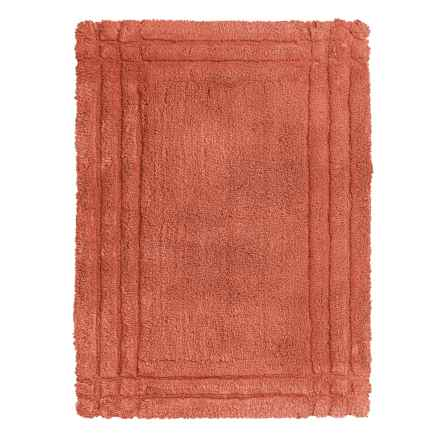 Christy Renaissance Bath Rug - Small in Paprika - Closeouts