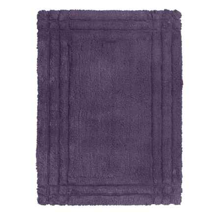 Christy Renaissance Bath Rug - Small in Thistle - Closeouts