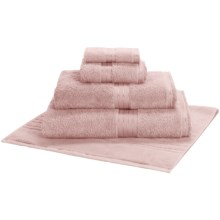 Christy Renaissance Bath Sheet - Egyptian Cotton in Pale Rose - Closeouts
