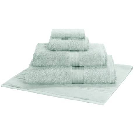 Christy Renaissance Bath Towel - Egyptian Cotton in Arctic Aqua