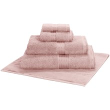 Christy Renaissance Guest Towel - Egyptian Cotton in Pale Rose - Closeouts
