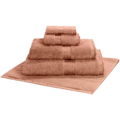Christy Renaissance Hand Towel - Egyptian Cotton in Sandalwood