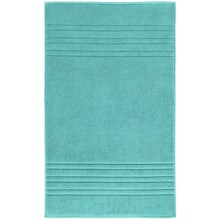 Christy Renaissance Tub Mat - Combed Egyptian Cotton in Marine - Closeouts