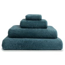 Christy Royal Turkish Washcloth in Ink - Closeouts