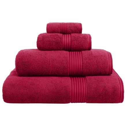 Christy Supreme Hygro Bath Towel - Supima® Cotton in Cherry - Closeouts