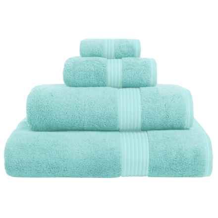 Christy Supreme Hygro Washcloth - Supima® Cotton in Blue - Closeouts