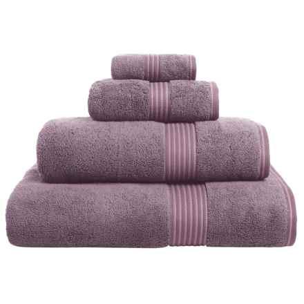 Christy Supreme Hygro Washcloth - Supima® Cotton in Damson - Closeouts