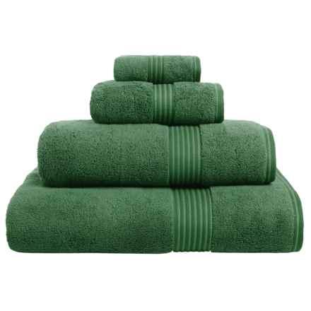 Christy Supreme Hygro Washcloth - Supima® Cotton in Meadow - Closeouts
