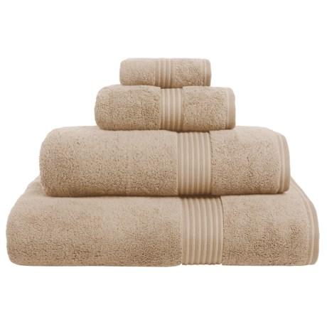 Christy Supreme Hygro Washcloth - Supima® Cotton in Stone