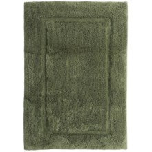 Christy Supreme Supima® Cotton Medium Bath Rug - 650gsm in Moss - Closeouts