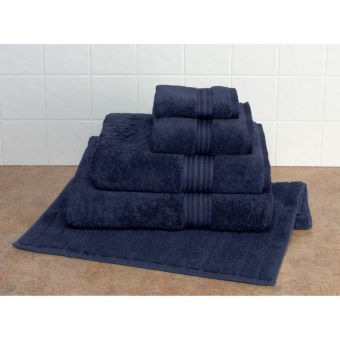 Christy Supreme Supima® Cotton Tub Mat - 650gsm in Midnight