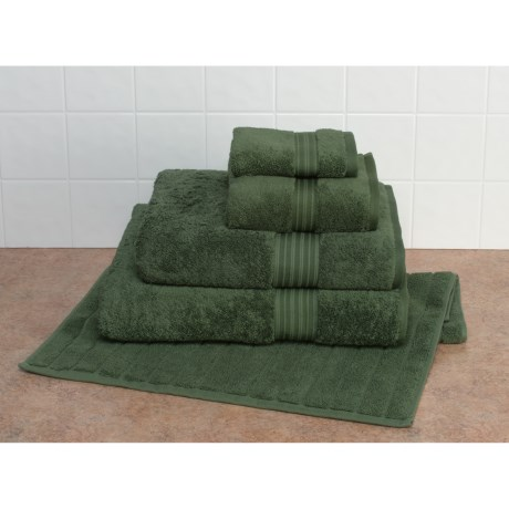 Christy Supreme Supima® Cotton Tub Mat - 650gsm in Spruce