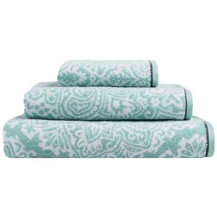 Christy Venezia Cotton Bath Sheet in Zinc - Closeouts