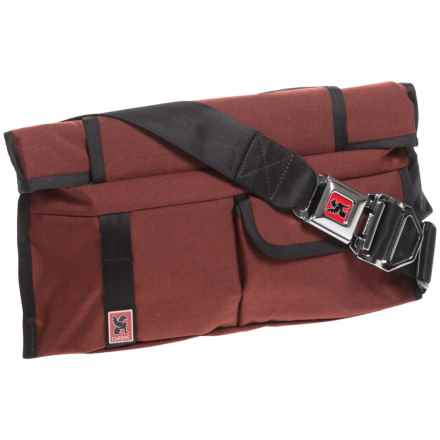Chrome Industries Chekhov Messenger Bag in Brick/Black - Closeouts