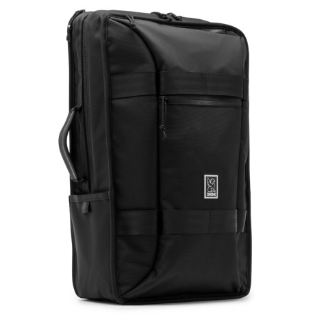 Chrome Industries Hightower Transit 23L  Backpack in All Black