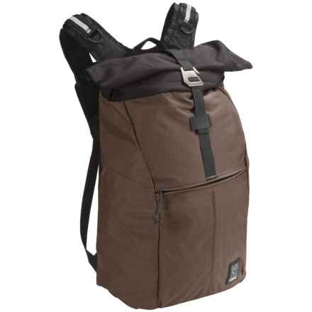 Chrome Industries Yalta 2.0 Nylon Backpack in Java - Closeouts