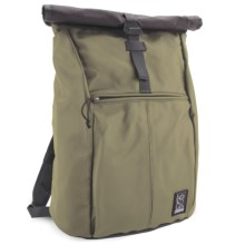 Chrome Industries Yalta Laptop Backpack in Jungle - Closeouts