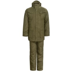 Chub Vantage All Weather Suit - Waterproof, 3-Piece (For Men) in Olive
