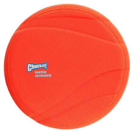 Chuckit! Water Skimmer Dog Toy in See Photo - Closeouts